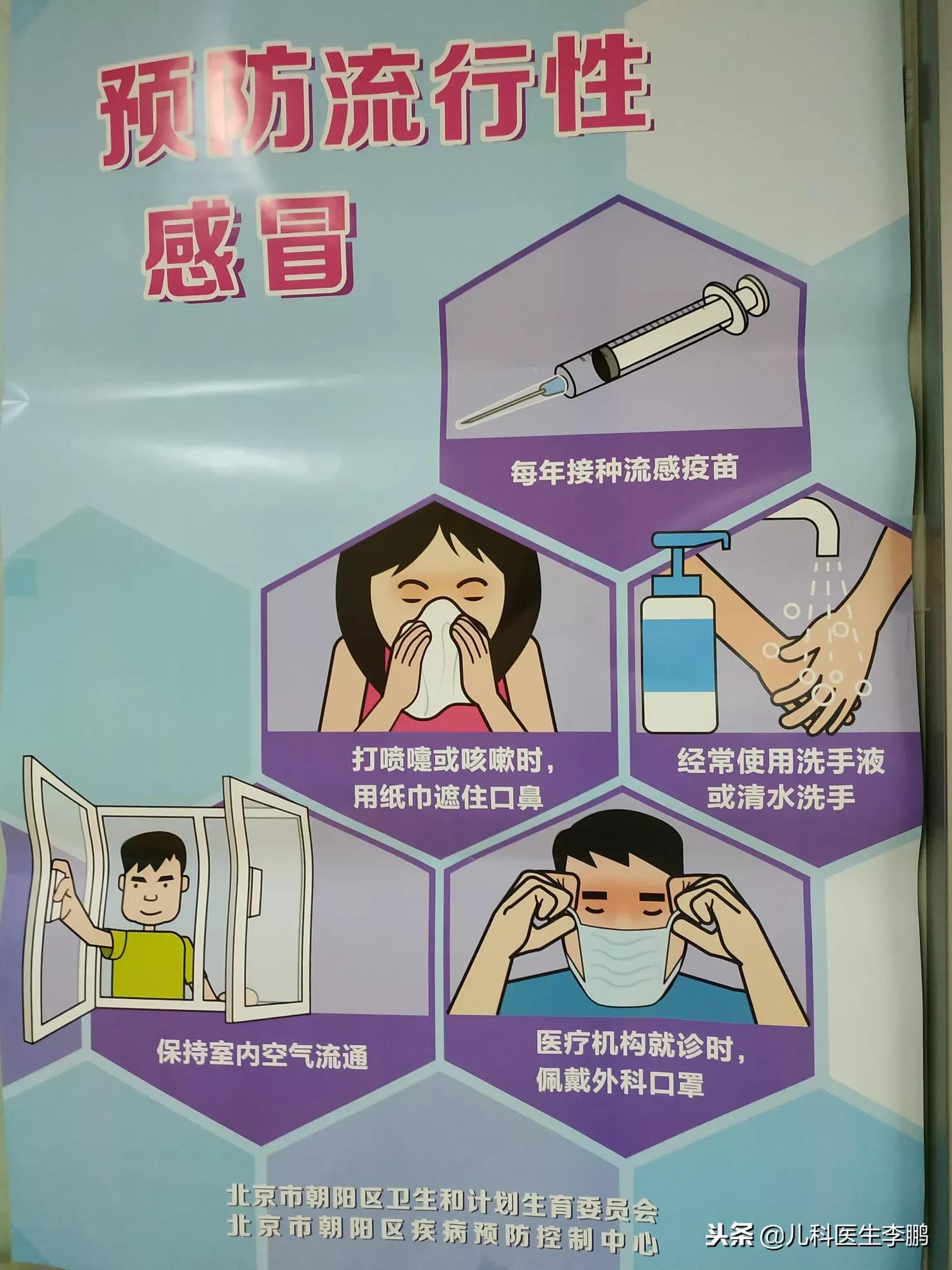 流感,流感,流感,积极预防,早期发现,早 - 第1张  | 网络大咖