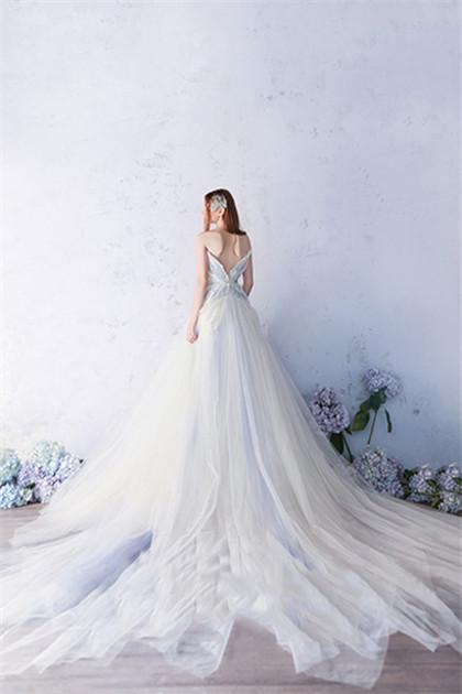 海勃湾名人国际婚纱