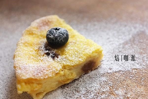 法式甜点--布列塔尼蛋糕