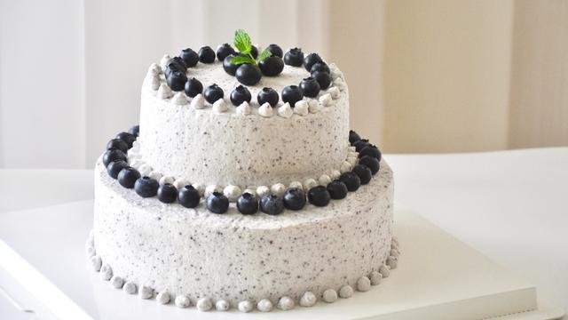 双层蛋糕的秘密,全在于一根吸管!快来看看怎么回事吧