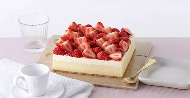 诺心LE CAKE  蛋糕全目录