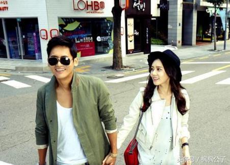 韩国女明星蔡琳的老公
