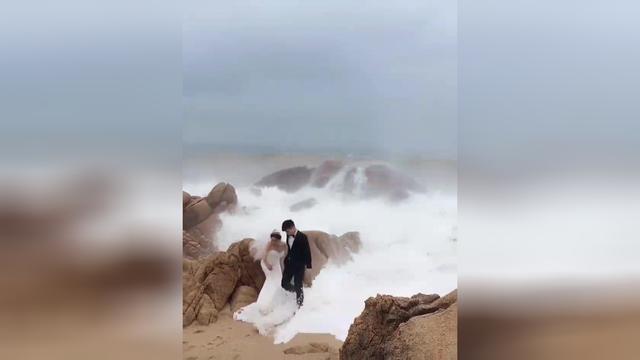 录制最浪漫婚纱照