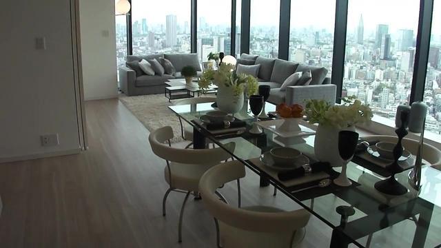 日本带家具的单人间