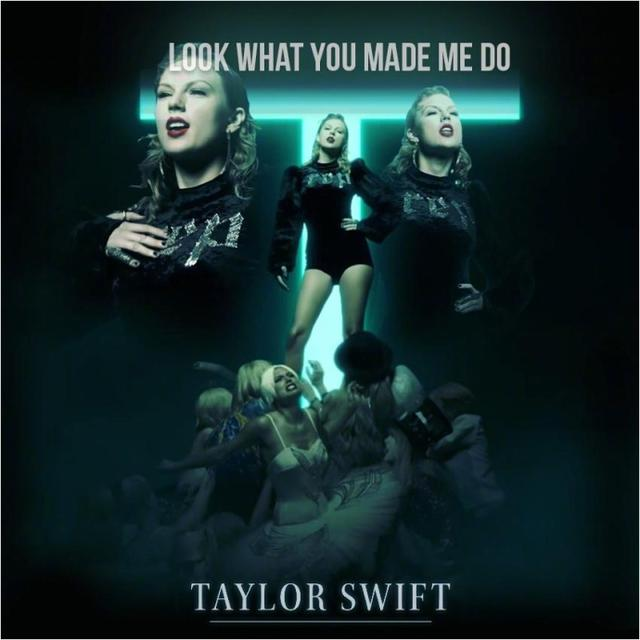 Taylor Swift的Look What You Made Me Do在美国已认证白金销量