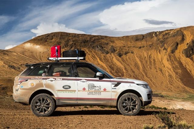2017 Land Rover Experience Tour 秘鲁探秘之旅将于本月启程