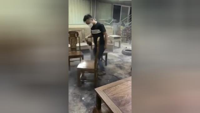 白茬家具怎么打磨