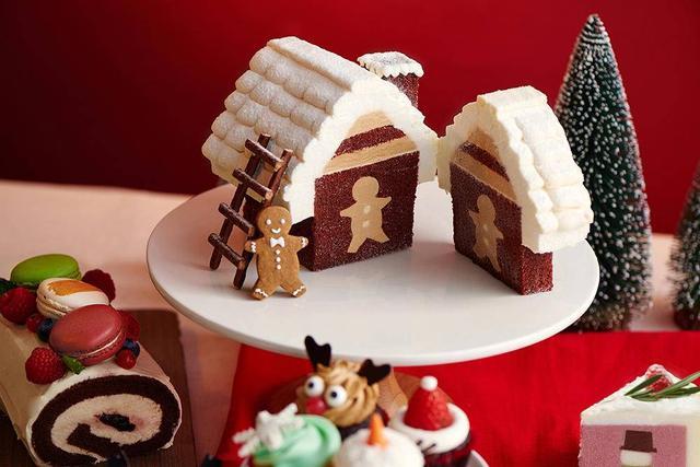 """这个圣诞节据说流行给""""精致的猪猪女孩""""送派悦坊""""盖的房子""""!"""