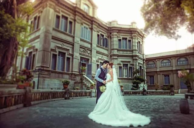 岫岩的婚纱摄影