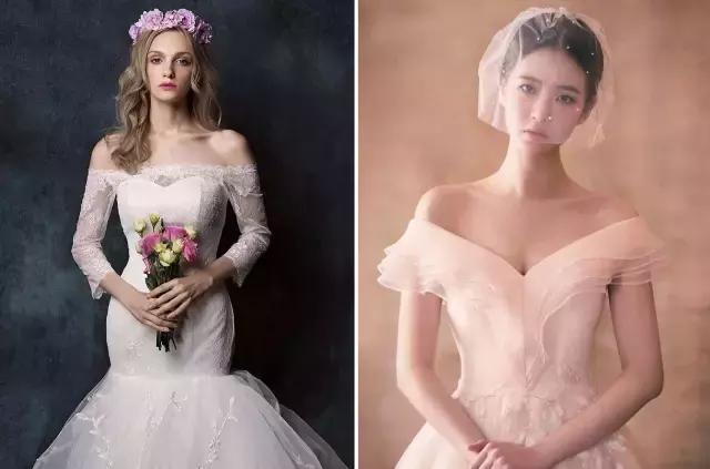 哈市芭莎婚纱模特