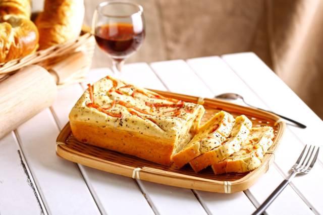 法式咸蛋糕配方 想要做出好吃的咸蛋糕很简单、就怕你不学!咸蛋糕时代来了