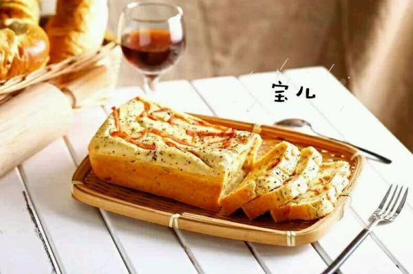 法式咸蛋糕的做法