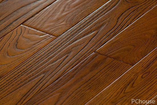 柚木地板 家具颜色