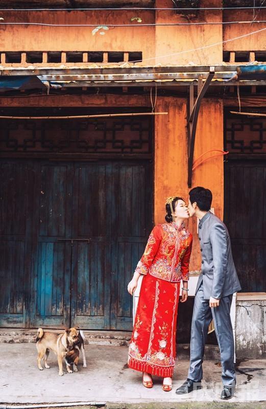 重庆婚纱市场