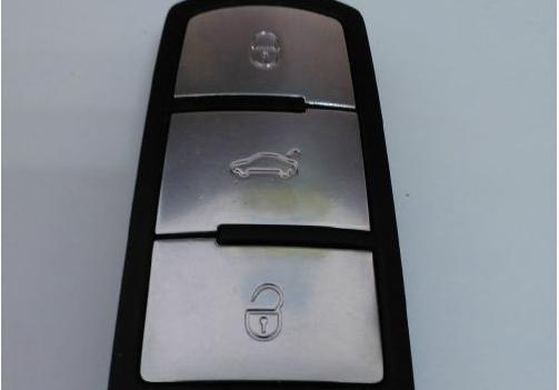 迈腾汽车遥控钥匙型号