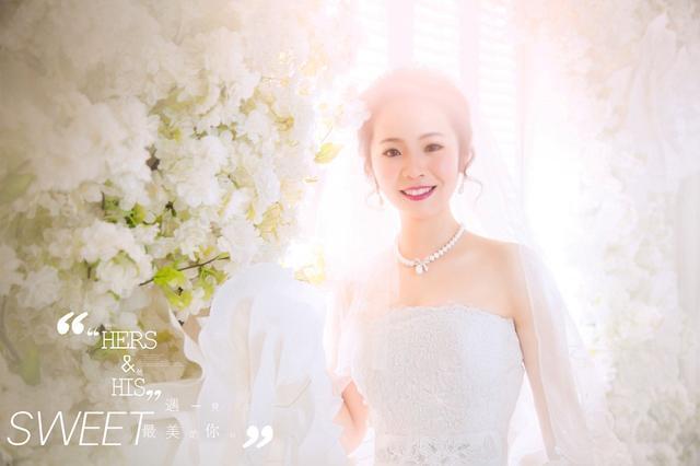 婚纱照 单反镜头