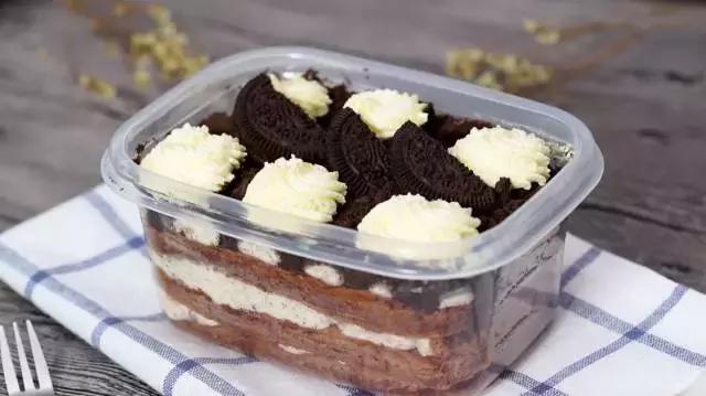 烘焙教程:教你做火爆私房的盒子蛋糕,先收藏起来慢慢学这做