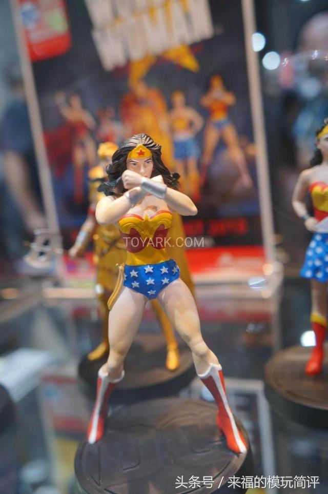 2018 SDCC Eaglemoss and HeroCollector 展出 DC漫画系列