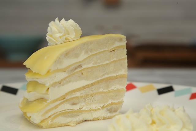 蛋糕店的榴莲千层方子