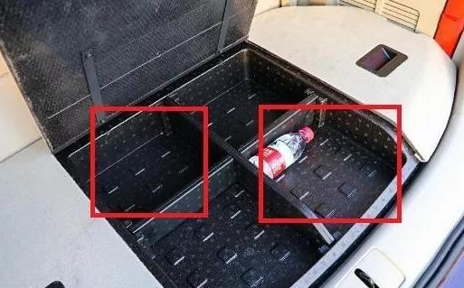 汽车上的储物盒