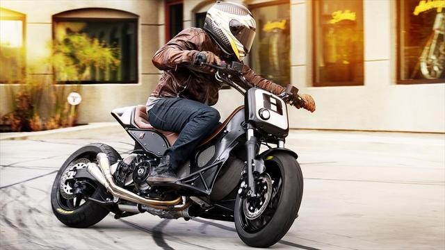 Yamaha TMAX Hyper Modified