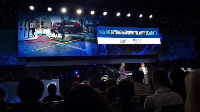 《奠定创新与计算基石,英特尔CES2019展示充满活力创新引擎》