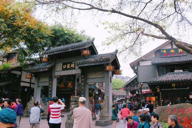 一个重庆土著的磁器口二刷,1000个日落见证古镇的升华