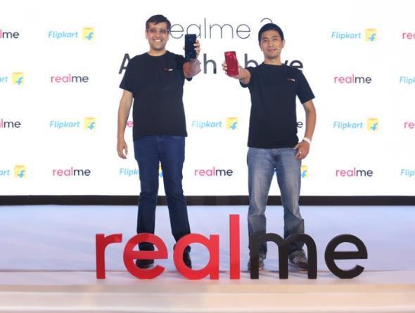 正面匹敌华为小米,OPPO新品牌Realme到场战局,本月将推新机 第6张