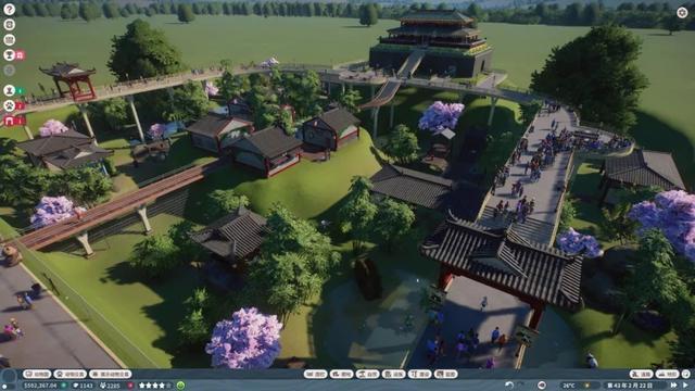 Frontier模拟经营游戏《动物园之星》Steam特别好评 Frontier、模拟经营游戏、动物园之星、Steam 游戏资讯 第14张
