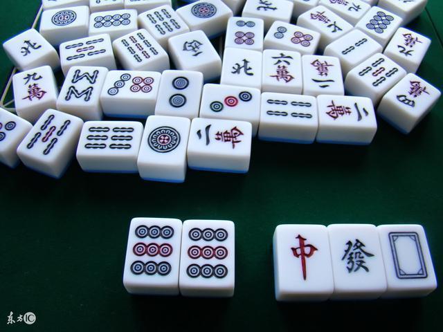 地方麻将规则整理《欢乐推倒胡》-棋牌视角