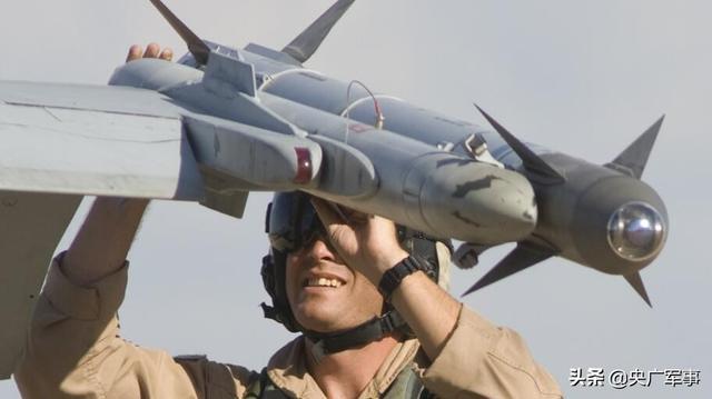 斗牛娱乐2-美将向台出售最强空空导弹 可发射后再锁定目标