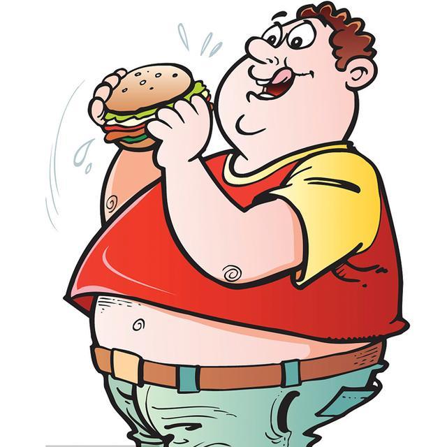肚子肥肉怎么减图片