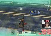 荒野行动pc版:老玩家不爱搜装备喜欢打人,堵桥应该是最直接的!