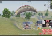 荒野行动pc版:机器人现在都能跳伞了吗?