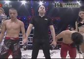 最残忍KO 日本拳手来华挑战遭中国悍将暴打KO 险被打死