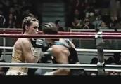 身为女子世界拳击冠军的她居然使出如此无耻下三烂的招数