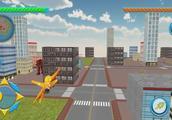 变形金刚机械鲨:狂野霸气的钢铁侠街头机智摧毁霸天虎老窝?