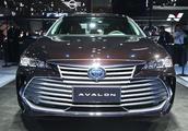 丰田的新旗舰级轿车 雷克萨斯ES的孪生兄弟来了