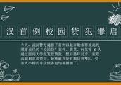 涉恶团伙被判刑,武汉首例校园贷启示录