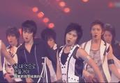 Super Junior早期代表作,舞蹈帅爆了,韩庚的表现很抢眼