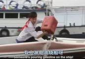 小伙子上当被抓上船,被扔下海以前,还敢提要求