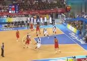 中国男篮最精彩5分钟!姚明孙悦大战科比詹姆斯,一点不落下风!