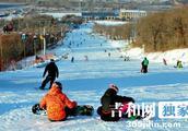 首届中国·吉林国际冰雪旅游产业博览会9日盛大启幕