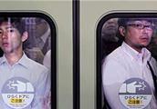 东京地铁拥挤背后的秩序