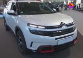 个性舒适法系suv,2019全新雪铁龙C5天逸起售价15万