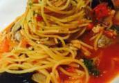 番茄海鲜面的做法5分极速11选5图,番茄海鲜面怎么做