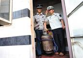 北京朝阳区大屯北路眉州东坡酒楼存安全隐患被查