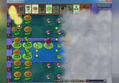 益智策略游戏植物大战僵尸,迷你游戏生存模式浓雾2