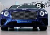 2019款宾利欧陆GT W12-超清实拍外观和内饰!