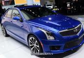 凯迪拉克ATS亮相,Coupe也太漂亮了,搭3.6T引擎可内饰却饱受非议